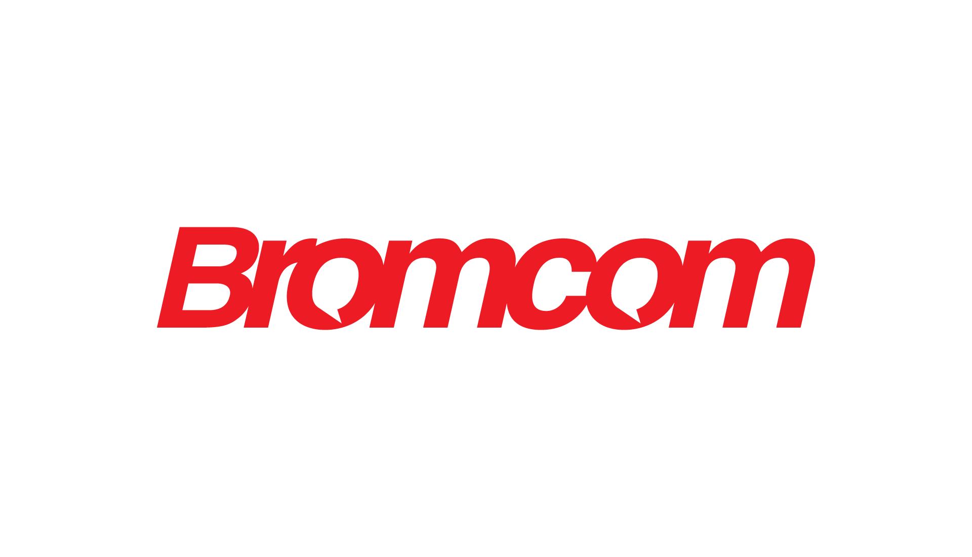 case study bromcom logo