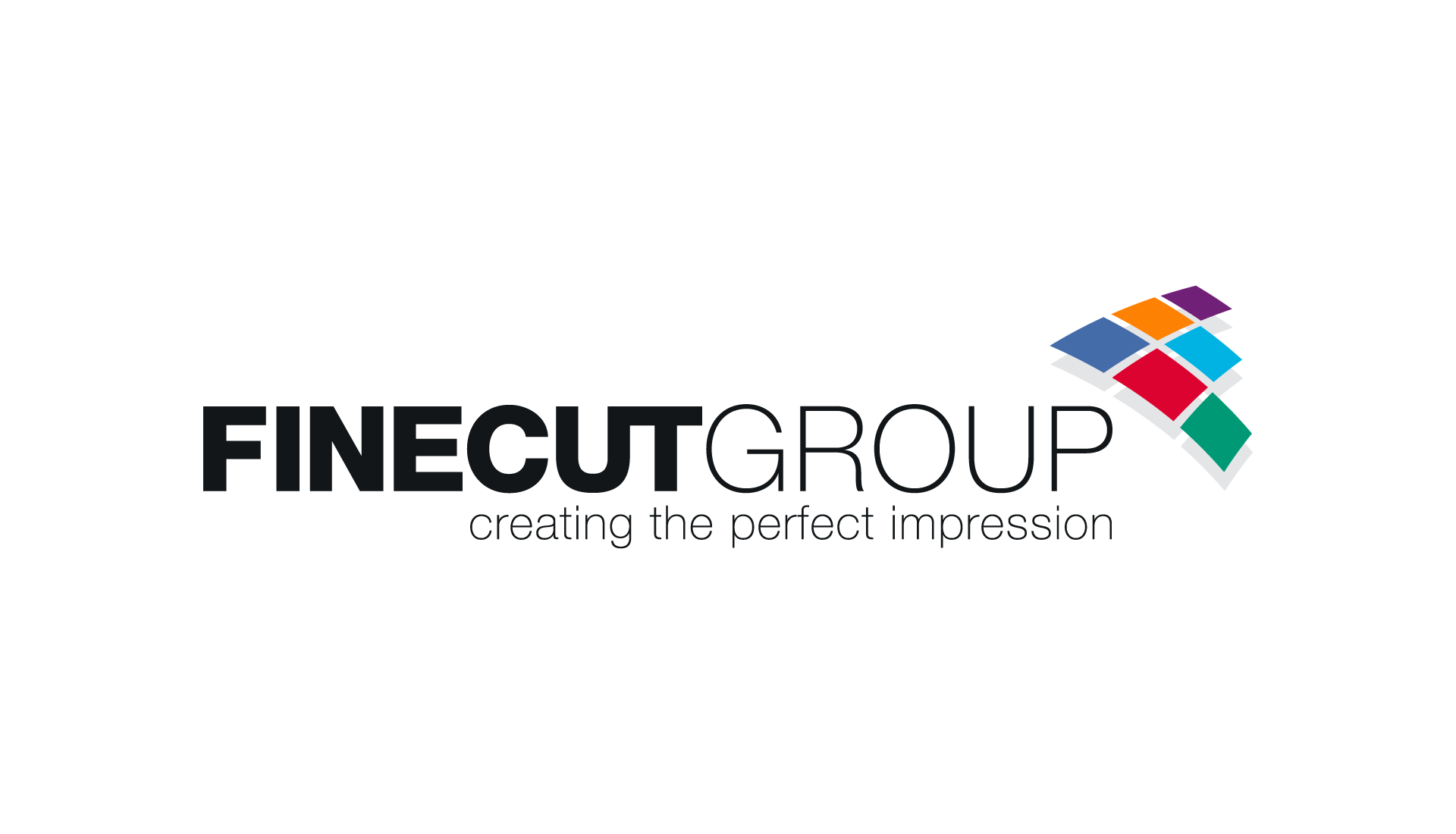 case study fine cut logo