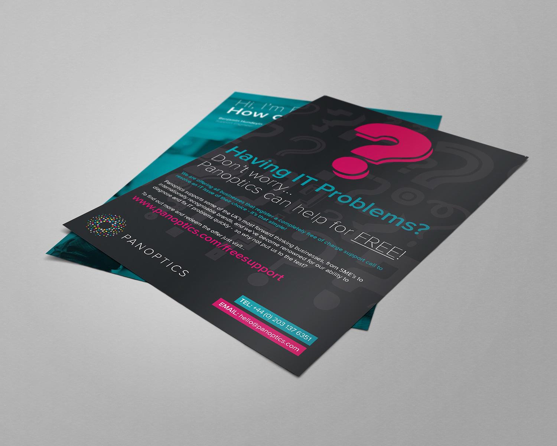 Direct Marketing - Flyer
